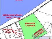 Prodej - trvalý travní porost, Čisovice